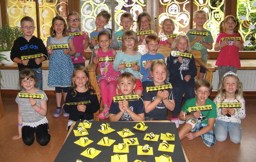"""Kita """"Unter`m Regenbogen:"""" Leseabend für Vorschulkinder – Motto: fleißige Bienen"""