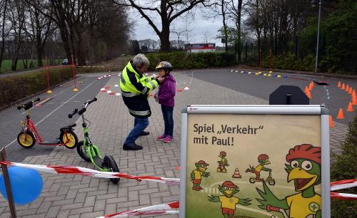 Mobilitätswoche und Aktionstag mit der Verkehrswacht